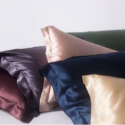 Silky and Soft 100% Silk Pillow Covers