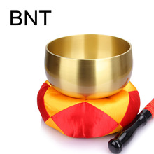 BNT chaud Personnalisé Tibet cuve 100% <span class=keywords><strong>laiton</strong></span> charka <span class=keywords><strong>bol</strong></span> pour Prier