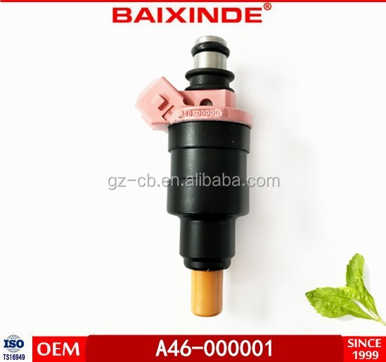 BAIXINDE factory Price best quality OEM A46-F13 16600-35U01Fuel <strong>Injector</strong> Nozzle for car auto parts Automobiles &amp; Motorcycles