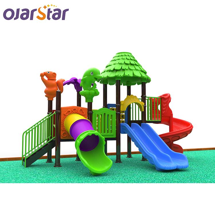 Pretpark Kids Outdoor Speeltuin Items Gebruikt Kinderen School Speeltoestellen