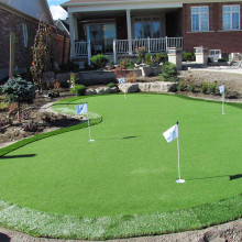 China Manufacturer  10mm Golf Putting Green Turf Artificial Grass