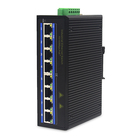 8 Port Ethernet Switch with 30W with 8 port PoE 12v