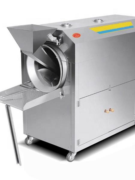 Küçük ceviz fıstık kuruyemiş kavurma makinesi yavru fındık makinesi/fıstık pişirme makinesi