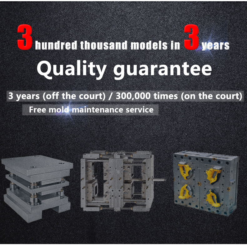 Dongguan Factory Directly Produce Plastic Mould Die Makers