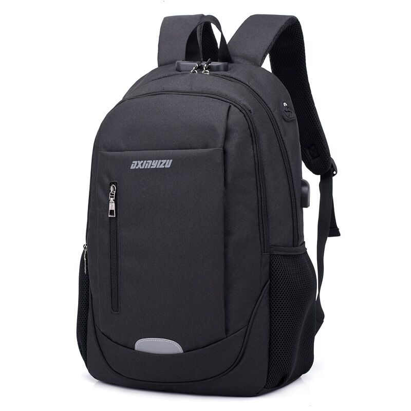 OEM factory waterproof durable fashion mens  attractive and durable bag reflective at night high school
