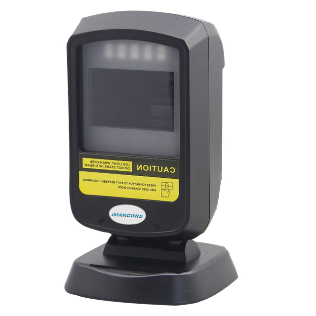 2D Imaging handfree barcode scanner USB for payment