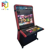 Ifun Factory Pandora Box arcade cabinet fighting video game 1299 in one