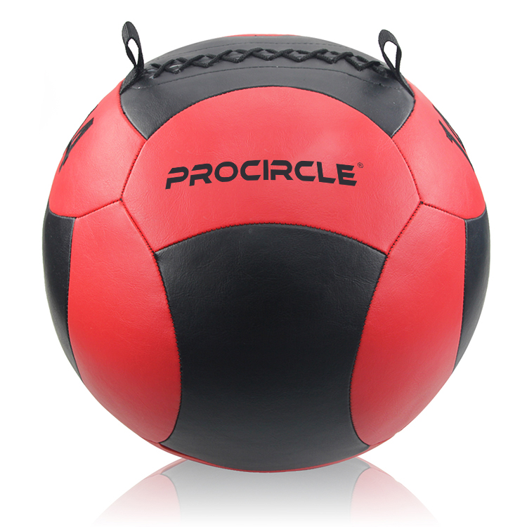 ProCircle Soft Medicine Ball Conditioning Workouts Wall Ball for Strength