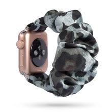 Эластичный ремешок для часов apple watch, 75 стилей, 38 мм, 42 мм, 40 мм, 44 мм, ремешок для часов, спортивный ремешок для iwatch(Китай)