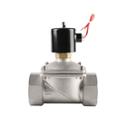 Packaging Customization Co2 Valve Solenoid 24v 0b5 Sa 5213 Outdoor Gasoline 24v Aquarium Co2 2 Way Normal-open Waterproof Stainless Steel Water Gas Magnet Solenoid Valve