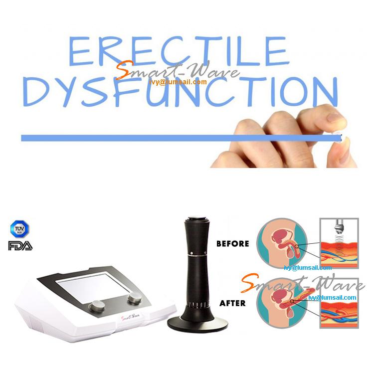 disfunzione erettile crioterapia