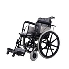 Rehabilitation equipment Manual Standing Wheelchair for Paraplegic and adults