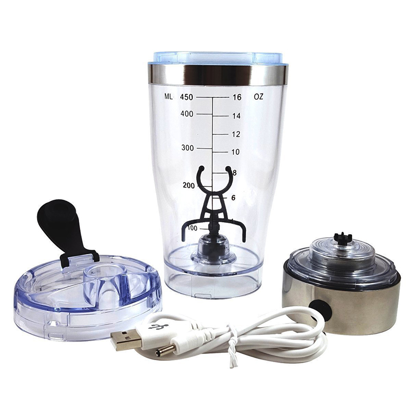 free <strong>sample</strong> 2019 protein shaker cup vortex mixer cup with rechargeable usb