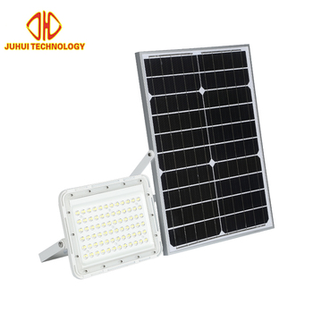 New product outdoor lighting ip67 waterproof Aluminum 80w 100w 150w solar led floodlight