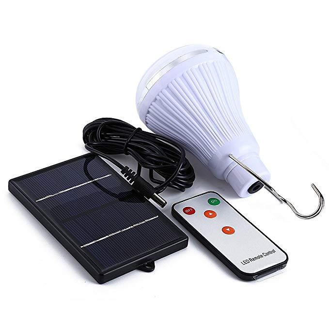 Shenzhen Guang dong China  supplier design 5v usb solar led emergency light , solar led bulb , solar camping light