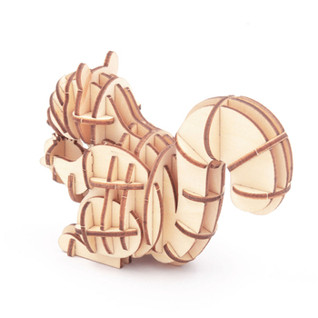 2020 Amazon Hot Sell charms squirrel designer charms for diy wooden puzzle making products novels Wholesale for Adults and Child