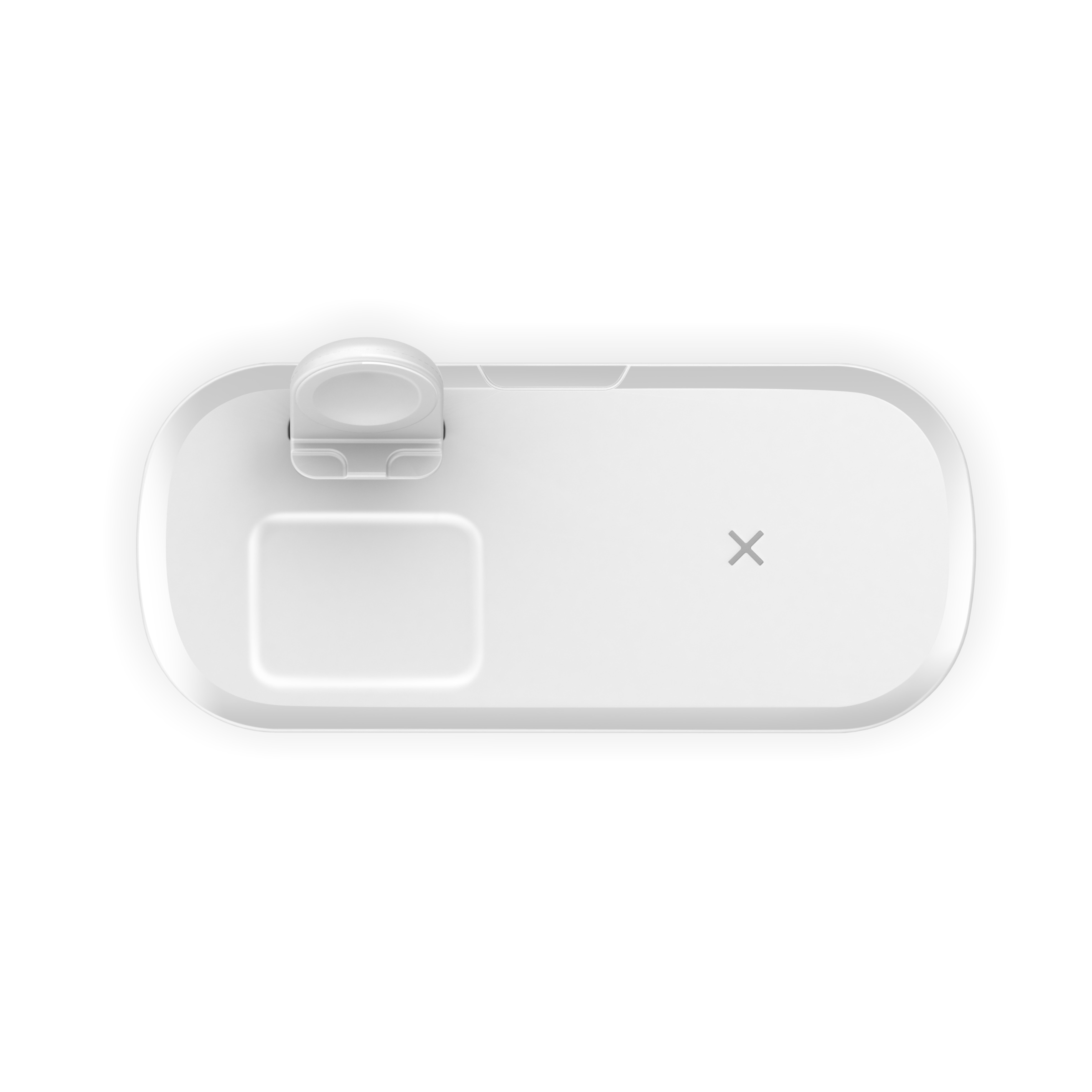 Wholesale fast wireless charging triple charger for phone/Airpods/iwatch charging at the same time
