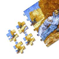 Excellent hot selling children toys custom jigsaw puzzle