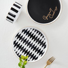 Nordic Style Dinnerware Sets Restaurant Plates Dishes Eco friendly Porcelain Dinner set