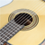 Professional solid wood handmade custom 36inch high gloss solid wood classical guitar  for sale