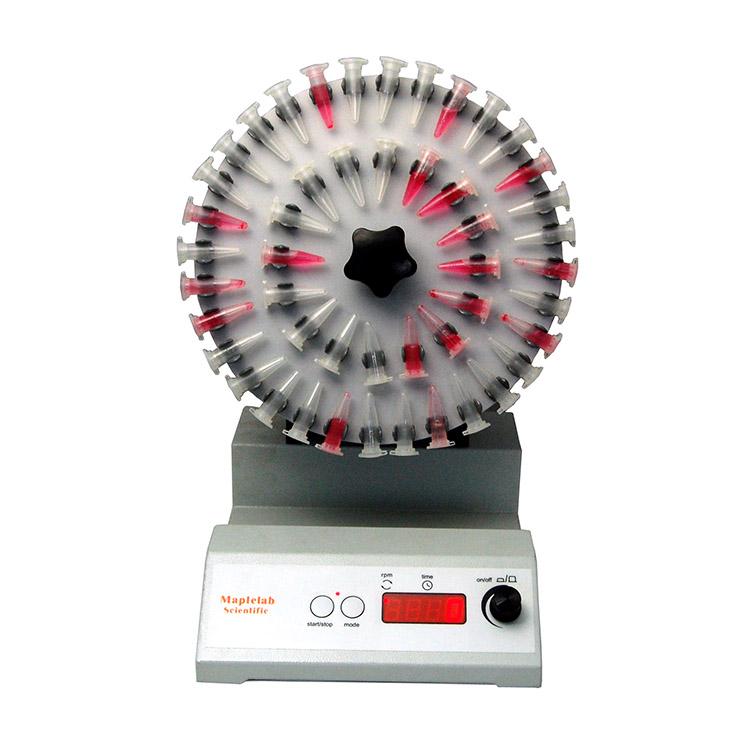 Tinggi Efektif Lab Medis Tabung Uji Laboratorium Darah Roller Mixer Shaker Berputar Rotator Mixer