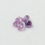 Hot sale round brilliant cut pink sapphire stone price carat stone price