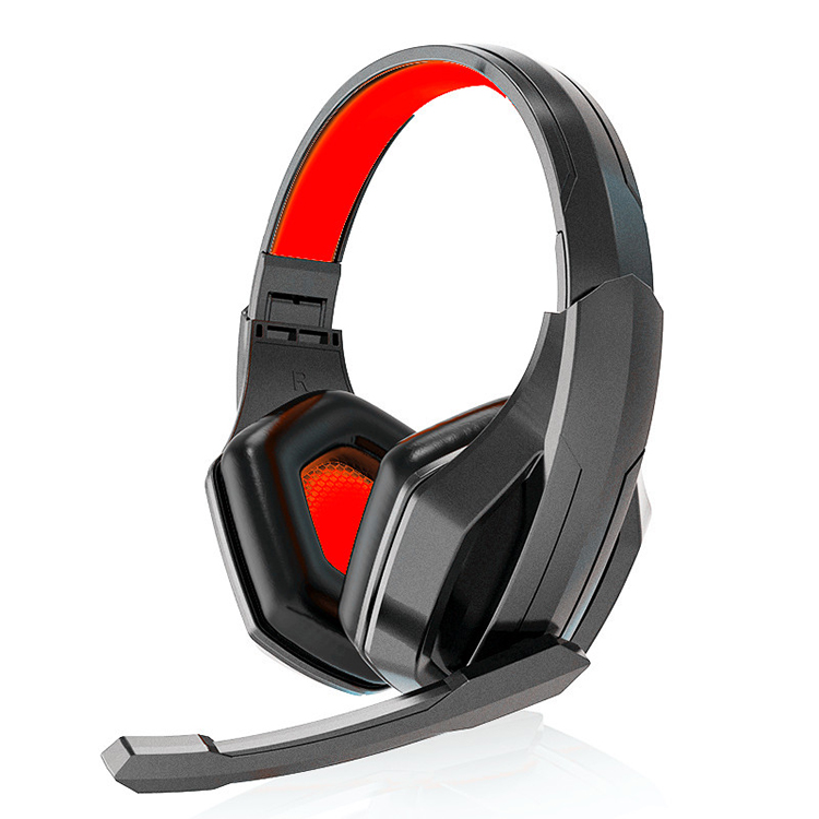 Best Seller Wired Stereo Gaming Headset Running Gamer Headphones for PS4 Xbox One PC