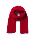Scarf 2020 Winter Fashion Warm Shawl Scarf Simple Solid Color Knitted All-match Women