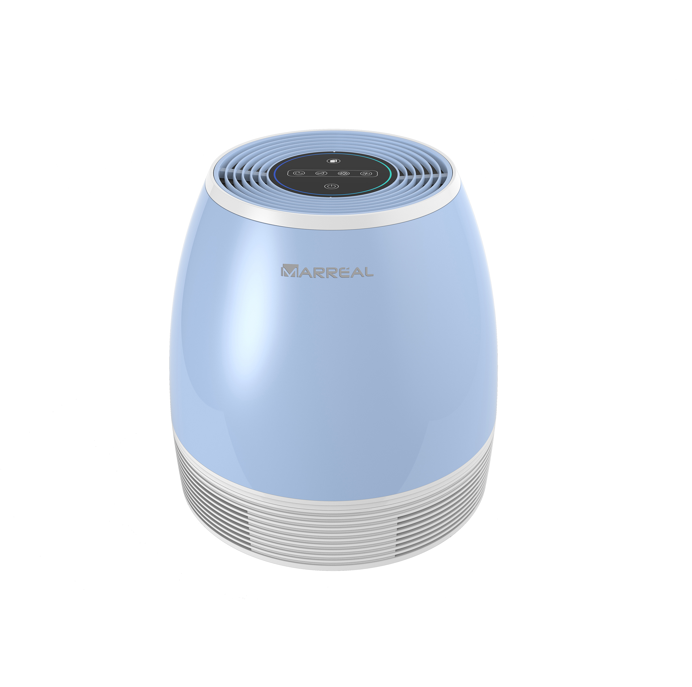 Schwarzwald Smart Portable Desktop Luftreiniger Filter Mit HEPA Filtration
