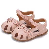 Summer New Princess Shoes Beautiful Hollow Out Baby Girls Sandals For Party