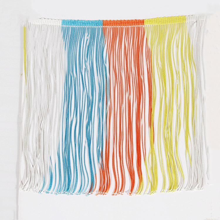 Chic Màu Sắc Hỗn Hợp Đàn Hồi Dài Tassel Fringe cho Curtain Dress