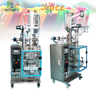 Ice Stick Fruit Juice Ice Lolly Jelly Stick Sachet Filling Packing Machine