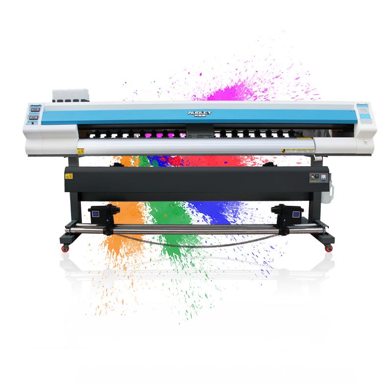 1.3m 1.6m 1.9m high quality PP vinyl printer eco solvent car sticker printer