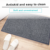 Amazon hot super strong indoor absorbent non slip back lining door mat