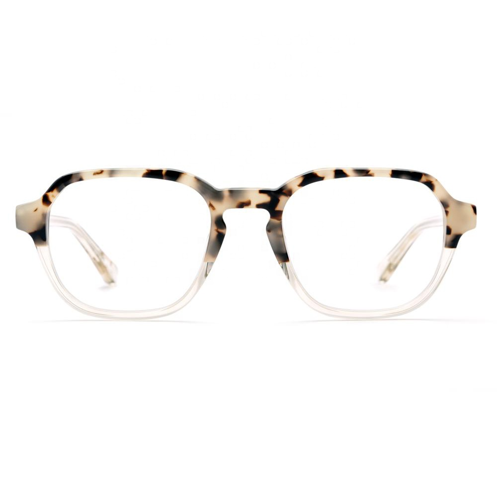 Benyi pre-sale sample mazzucchelli acetate frame italy design eyeglasses made in china