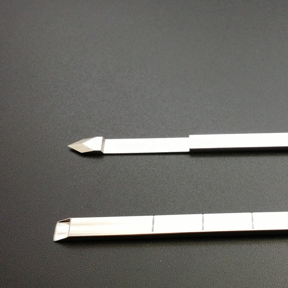 China Custom Stylet Canule voor Chiba naald