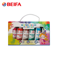 Beifa BRPT800010 Hot Sale Art Supplies Gouache Watercolor Acrylic Paint Tubes Set