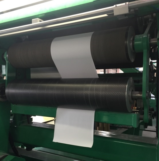 High strength low inertia <strong>Carbon</strong> Fiber idler Roller rolls tube for papermaking