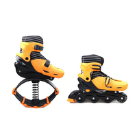 Professional kangoo jumping shoes,roller skate charms,kids roller skate shoes