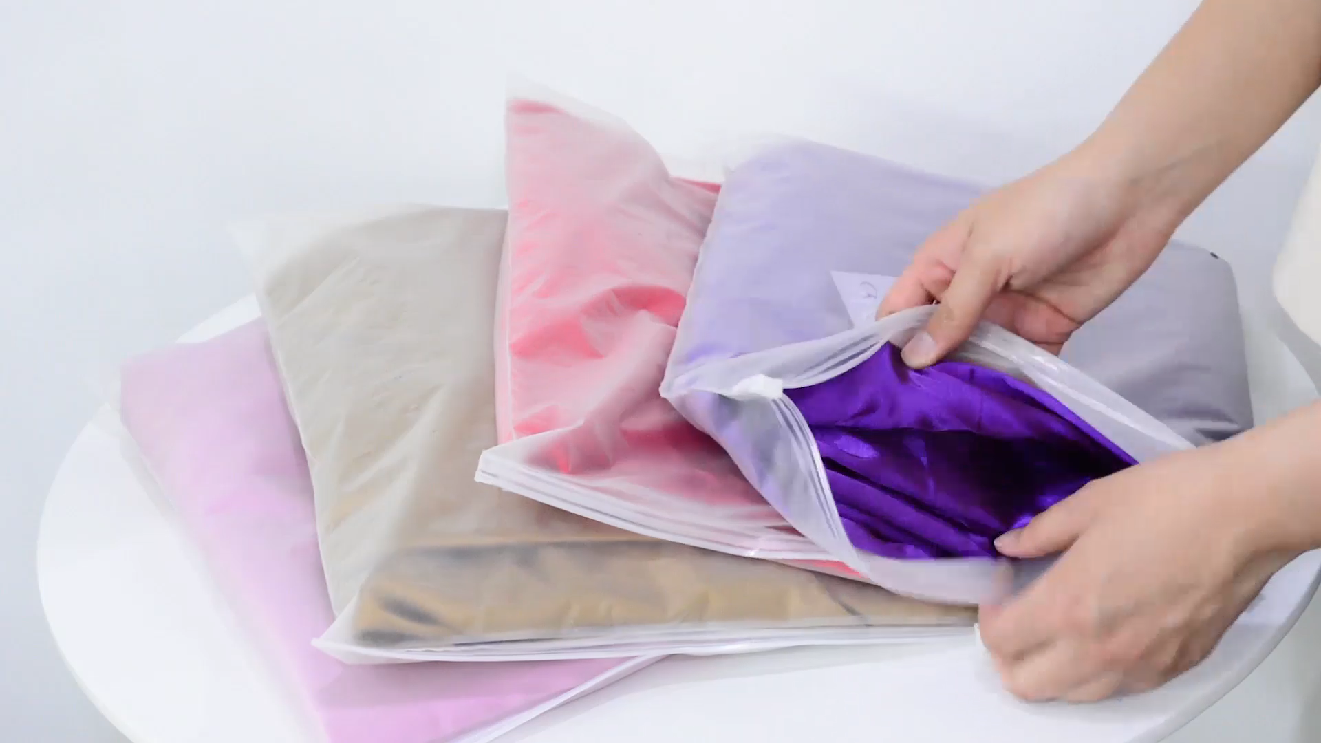2020 מוצרים חדשים יוני קיטור עשבי תיבול מותאם אישית סגול יוני קיטור שמלות