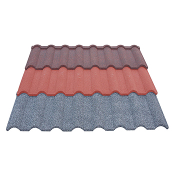 Roman Type Stone Coated Aluminum Zinc Roofing Sheets