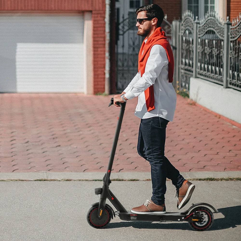 Bike Scooter E9D 8.5inch Factory Directly Shipping  UK Warehouse 2-5 Days Delivered Electric Scooter for Adults