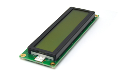 character lcd 16x2