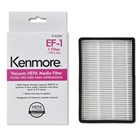 Replacement for Kenmore 53295 EF-1 HEPA Media Vacuum Cleaner Exhaust Air Filter for Upright and Canister Vacuums