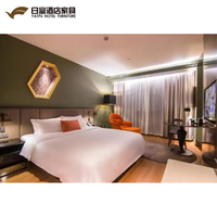 Hotel room furniture design & projects