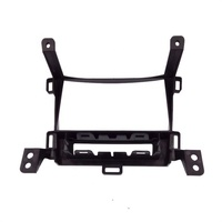 2 Din Stereo Face Plate Frame For Opel Zafira Sports Tourer 2011 Car Radio Fascia Trim Kit