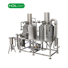 Stainless Steel Beer Brewing Equipment / Micro Beer Brewery 100L 200L 300L 500L 1000L 2000L Per Batch