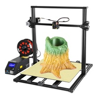 Unique craving creality big wood printer 3d online printing machine with complete printer accessories
