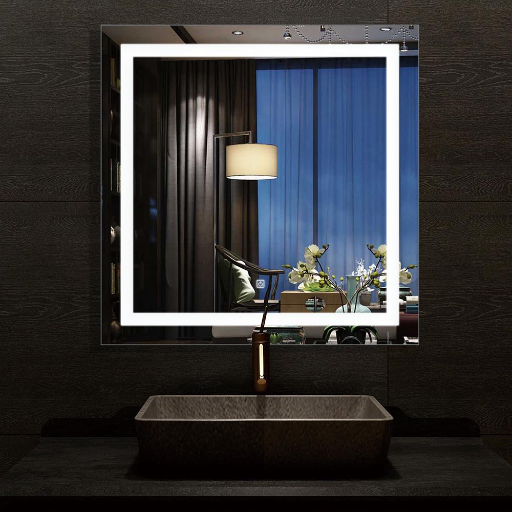 Grossiste miroir lumineux avec tablette-Acheter les meilleurs