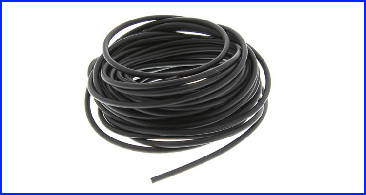 Custom Standard and Metric Cross Sections Rubber NBR70 O-Ring Cord